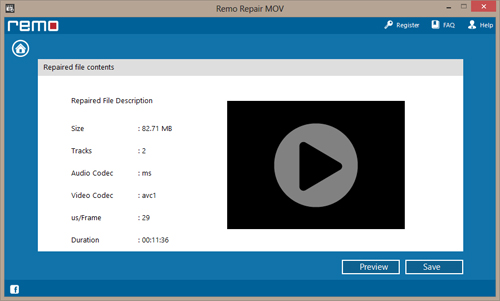 How to Repair Broken MP4 Video Files - Preview