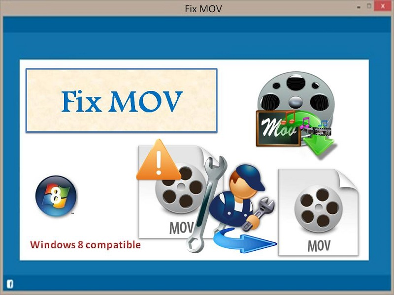 Best tool to Fix MOV Video Files on Windows
